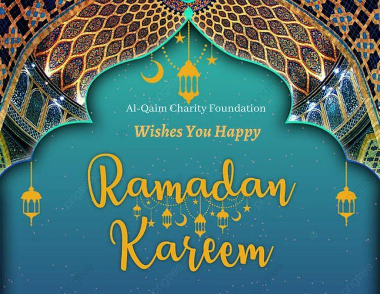 Ramadan Donations Calgary